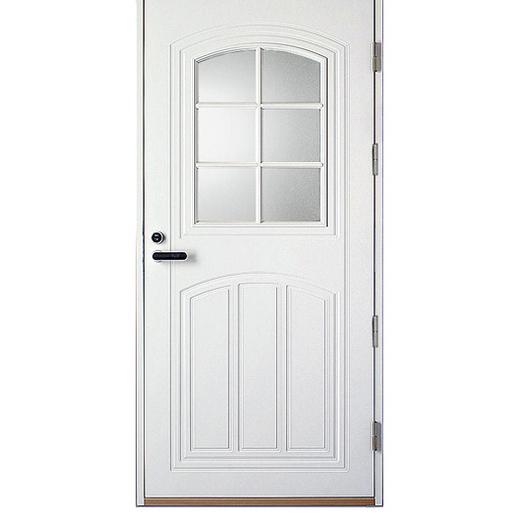 Kaski ovi – Perustukset ja valu